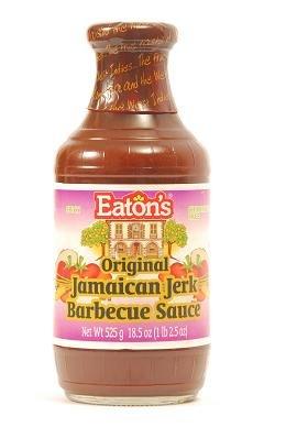 Eaton's Original Jamaican Jerk BBQ Sauce 18.5 oz