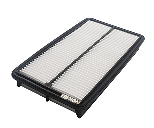 HIFROM(TM) Replace Extra Guard Rigid Panel Engine Air Filter Part# 17220-RGL-A00 (CA10013) for Odyssey (2005-2010), PILOT 2009-2015 & ACURA MDX 2007- 2009
