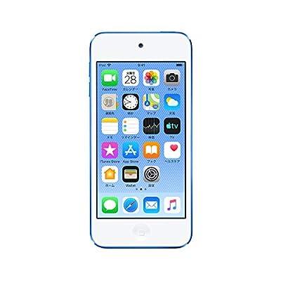 Apple Ipod Touch (128gb) - ブルー (最新モデル)