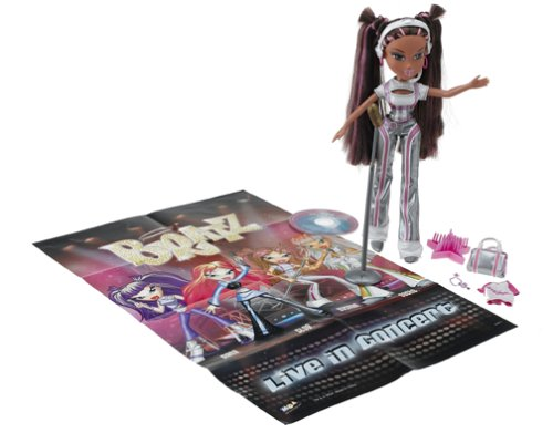 Bratz Live In Concert Yasmin - Buy Bratz Live In Concert Yasmin - Purchase Bratz Live In Concert Yasmin (MGA Entertainment, Toys & Games,Categories,Dolls,Playsets,Fashion Doll Playsets)