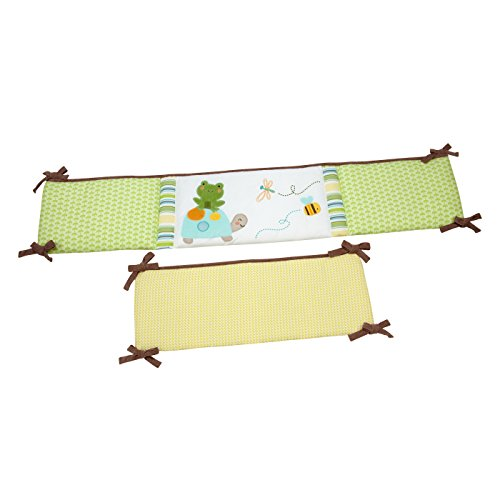 Carter's Pond Collection Crib Bumper - 1
