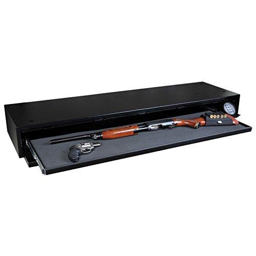 Stealth-Defense-Vault-DV652-Under-Bed-Gun-Safe-Free-52-Dean-Safe-Rifle-Sock