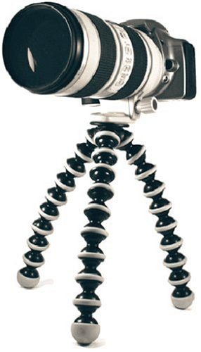 Joby GP3 Gorillapod SLR-Zoom Flexible Tripod for Digital SLR Cameras