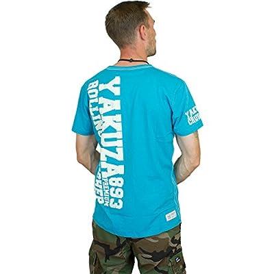 Yakuza Premium T-Shirt Liberation Army türkis