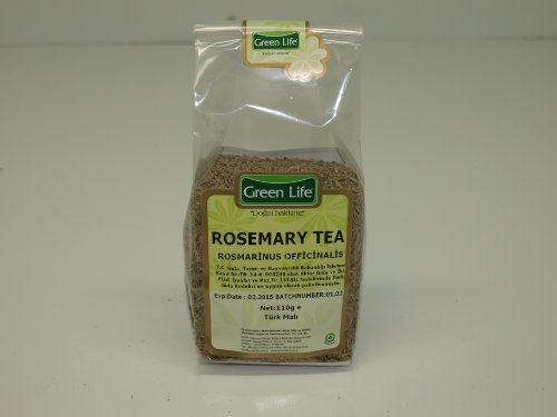 Natural Rosemary Tea 110Gr