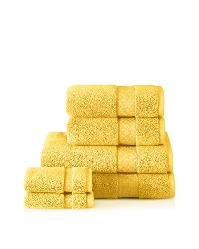 Interio by Schlossberg 6-Piece Towel Set, Sun