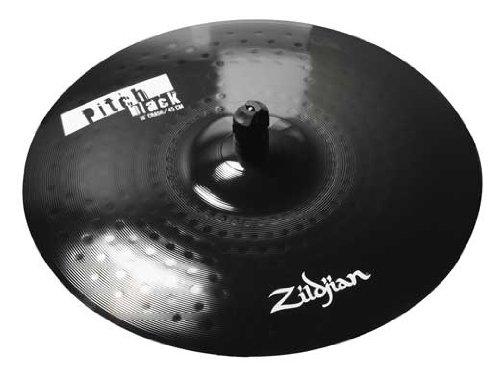 Zildjian cymbals black