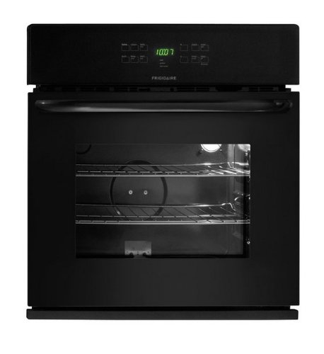 Frigidaire 27 Inch Black 3 Piece Wall Oven Microwave Combo FFEW2725LB ...