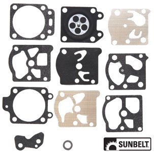 SUNBELT- Gasket and Diaphragm Kit. Part No: B1WD20WAT