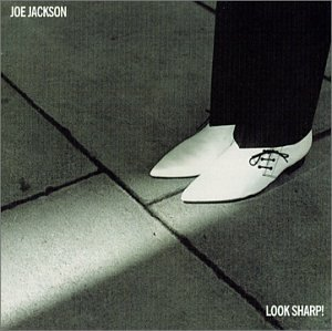 Original album cover of Look Sharp by Joe Jackson