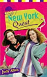 New York Quest (Highflyers) (0099558416) by Judy Allen