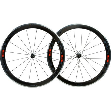 Shimano WH-RS80-C50-CL Carbon Wheelset - Clincher One Color, One Size