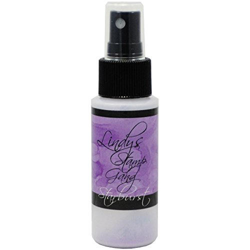 Lindy's Stamp Gang Starburst Spray 2oz Bottle-French Lilac Violet by_athenaexpress