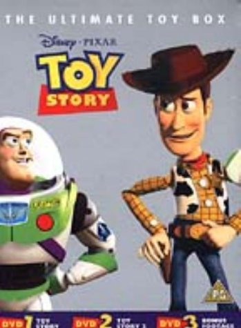 Toy Story: The Ultimate Toy Box [DVD] [2000]