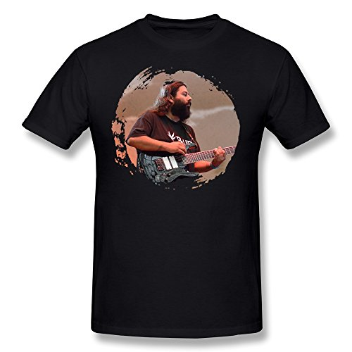 mens-deftones-stephen-carpenter-short-sleeve-t-shirt-size-xl-black