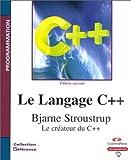 echange, troc Bjarne Stroustrup - Le langage C++