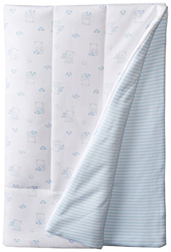 Little Me Baby Boys' Playtime Puff Blanket - 1