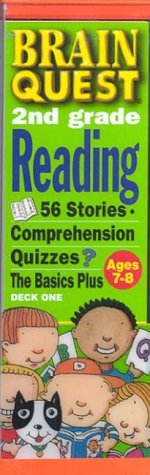 Brain Quest 2nd Grade Reading (Brain Quest Grade 2 Reading compare prices)