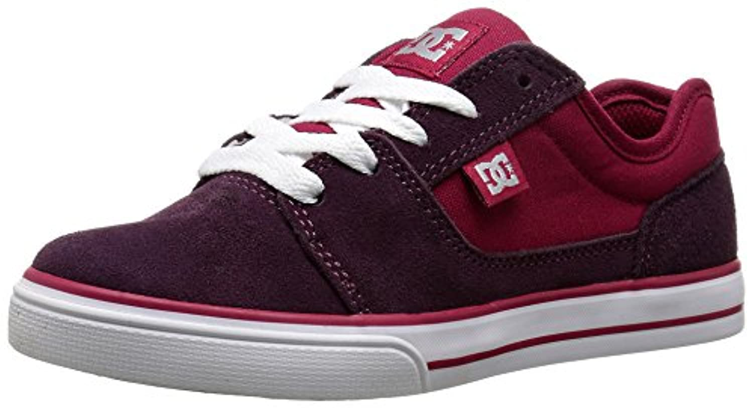 ... Pink DC Tonik Youth Vulcanized Shoes Skate Shoe (Little Kid/Big Kid),  ...