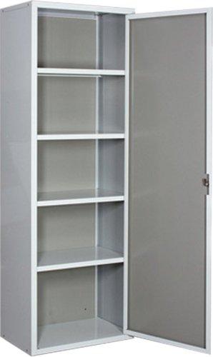 Armadio scarpiera multiuso 175x60x40 bianco esterno 4 for Scarpiera da esterno