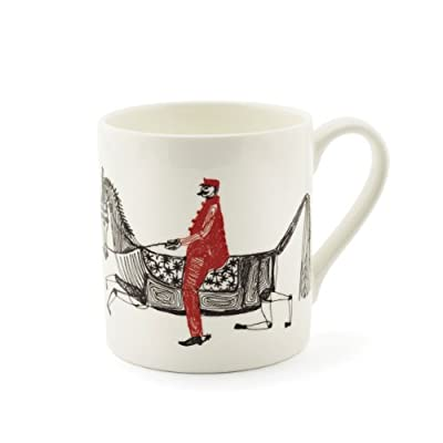 V&A Mounted Guards Mug||EVAEX