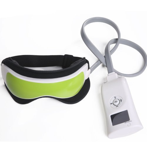 New Electric Magnetic Alleviate Fatigue Eye Relax Massager Microcomputer Control by Neptune Shop