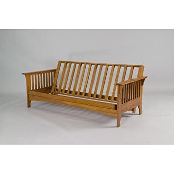 Outstanding Gold Bond Aosh Boston Oak Futon Frame Futon Sofa Bed Pabps2019 Chair Design Images Pabps2019Com
