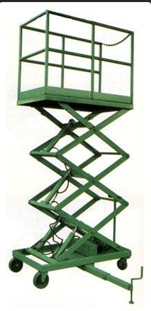 Electric Scissor Maintenance Lift Mli2000E