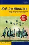 echange, troc Detlev Kran - Der MBA-Guide 2007: Teilzeit-, Fernstudien- und Vollzeitprogramme zum Master of Business Administration (Livre en allemand)