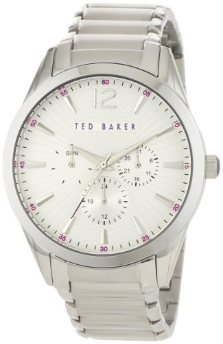 Ted Baker Men's Round Dial Bracelet Watch - TE3025
