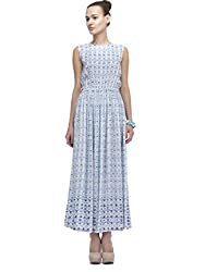 Zaivaa Larissa Floral Maxi Dress