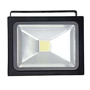 PryEU Waterproof 20W 30W SMD LED Outdoor Garden Flood Security Lights Ultra Bright 6500K Cool White Non Dimmable Spotlight by SMART SUPPLY