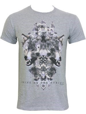 BMTH - Wolven Grey Marl