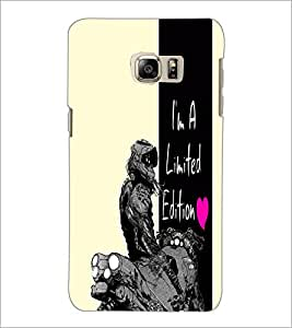 PrintDhaba Quote D-4976 Back Case Cover for SAMSUNG GALAXY NOTE 5 (Multi-Coloured)