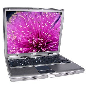 Dell D600 Laptop 1.6ghz 40gb DVD/CDRW B Grade Includes Genuine XP Professional restore cd!