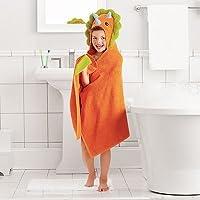 Jumping Beans Dino Bath Wrap from Goldbug Inc.