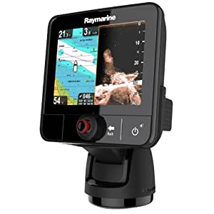 Raymarine dragonfly 5 7 gps fishfinder combo for Amazon fish finder