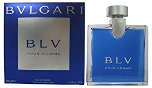 Bvlgari Blv By Bvlgari For Men. Eau De Toilette Spray 3.3 Oz.
