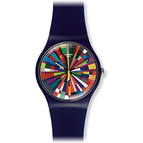 Swatch Color Explosion Unisex Watch