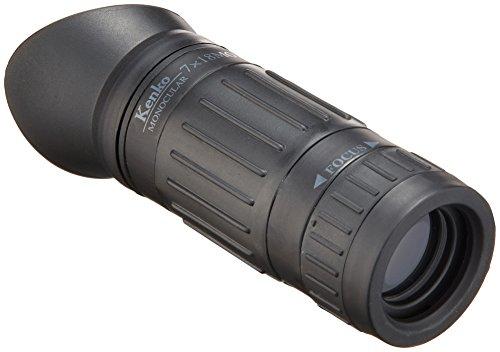 Kenko 単眼鏡 7×18 7倍 18口径 対物フォーカスタイプ 軽量・コ...
