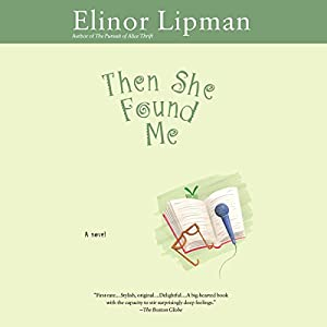 Then She Found Me Audiobook