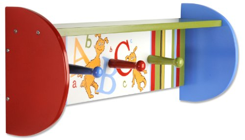 Great Features Of Trend Lab Dr. Seuss Shelf, ABC