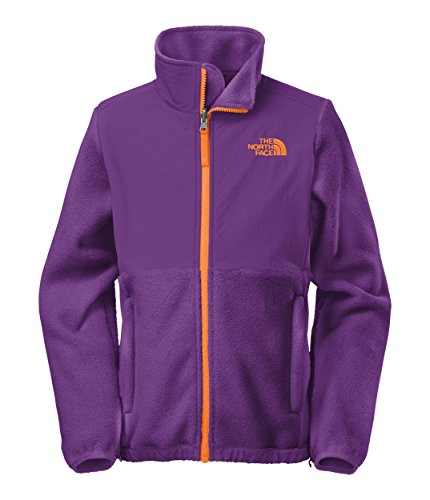 The North Face Denali Fleece Jacket - Girls' Recycled Iris Purple, S(7/8