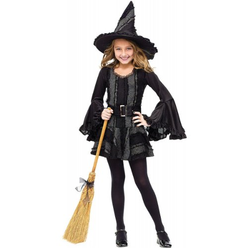 Girls Halloween Costume - Stitch Witch WB