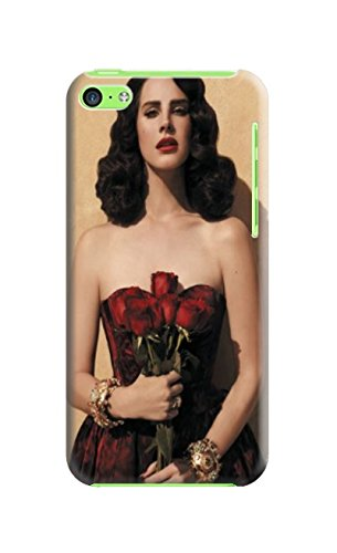 Fashion E-Mall Coolest TPU Logo case Top Iphone 5c Lana Del Rey Designer Cover
