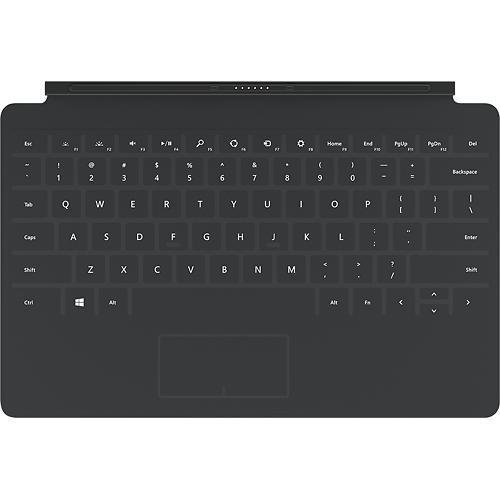 Microsoft Surface Touch Cover 2, Charcoal (N3W-00001) (Surface Power Cover compare prices)