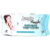 Jungle Magic Baby Care Wet Wipes