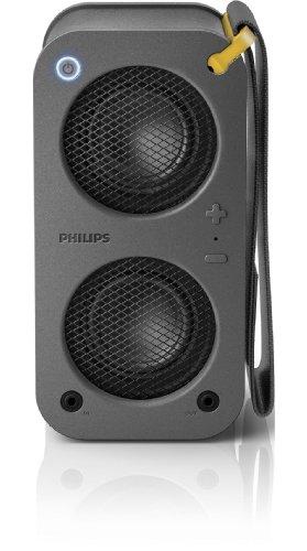 Philips Sb5200B/37 Bluetooth Wireless Portable Speaker (Black)