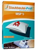Staubbeutel-Profi Vacuum Cleaner Bags Pack of 10 for Miele S 2131 EcoLine