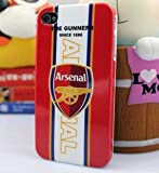 iPhone4/4S ケース Football Club Design Case【ARSENAL(アーセナル)】